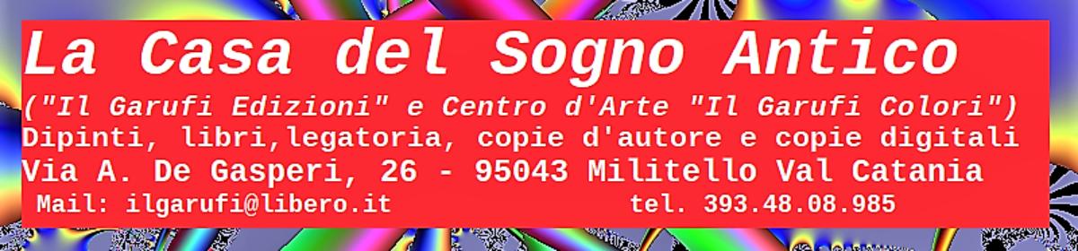 Salvatore Paolo (Rocambole) Garufi – Antologie, Cataloghi, Articoli, Interventi